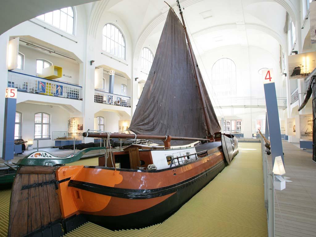 Museum der Deutschen Binnenschifffahrt (Foto: Thomas Willemsen)