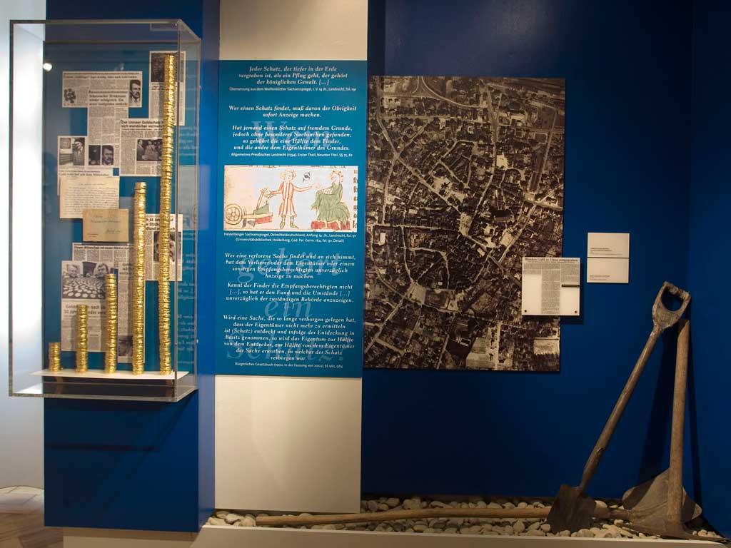 Hellweg-Museum Unna  (Foto: Bernd Hegert)