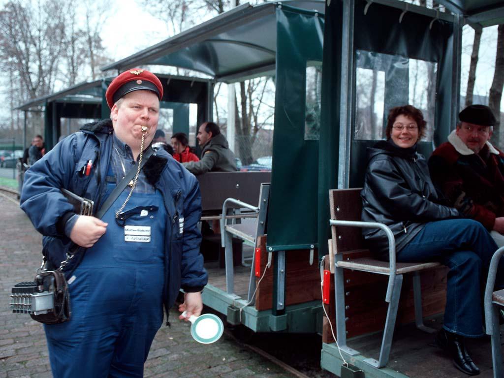 Gruben- & Feldbahnmuseum Zeche Theresia