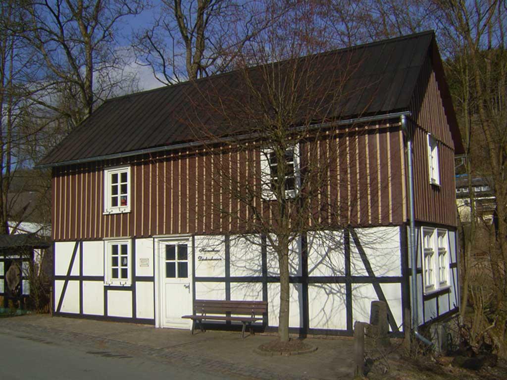 Heimathaus Diedenshausen, Bad Berleburg (Foto: Heimatverein)