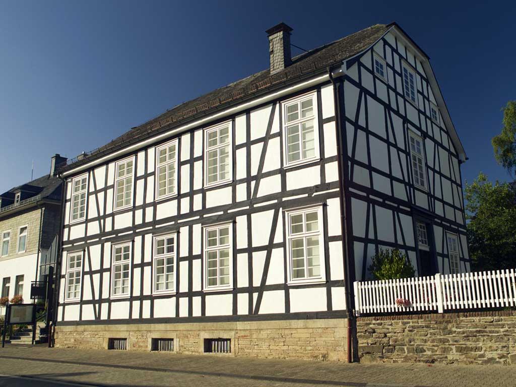 Städtisches Museum, Medebach (Foto: Stadt Medebach)