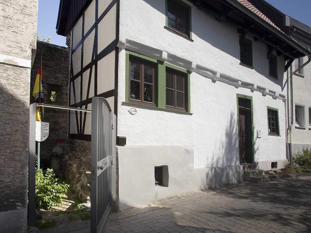 Schmarotzerhaus, Menden (Foto: Bernd Hegert)