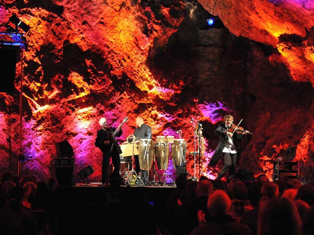 Balver Höhle (Foto: Schützenbrüderschaft St. Sebastian)