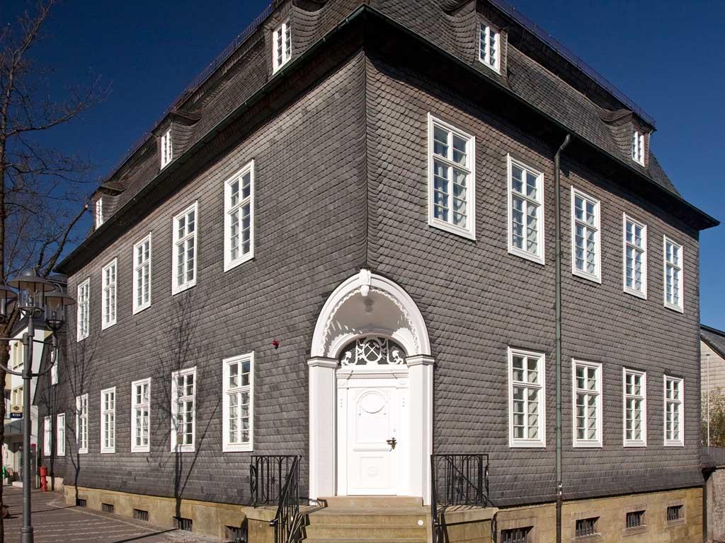 Haus Hövener, Brilon (Foto: Stefan Ziese)