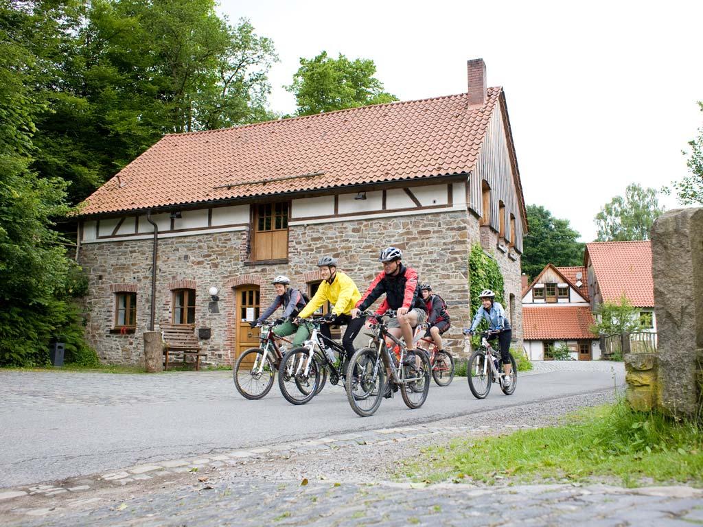 Heesfelder Mühle (Foto: Werner Stapelfeldt)
