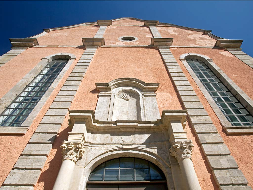 Kloster Tredelar (Foto: Stefan Ziese)