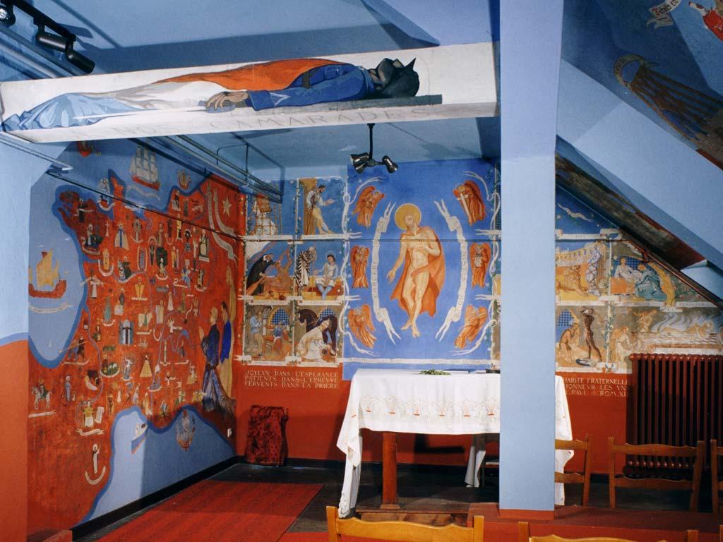 Gedenkstätte Französische Kapelle, Soest