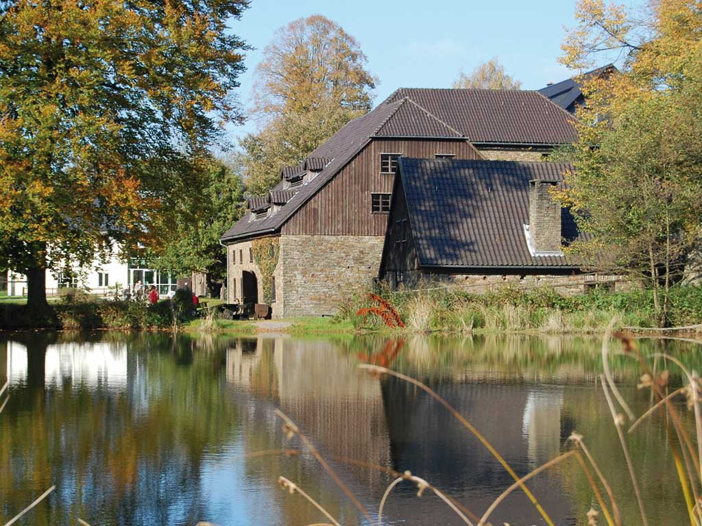Wendener Hütte mit Museum, Wenden (Foto: Monika Löcken)
